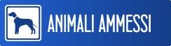 Animali ammessi