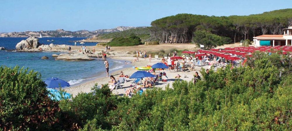 Club esse posada beach resort ota viaggi for Hotel palau sardegna