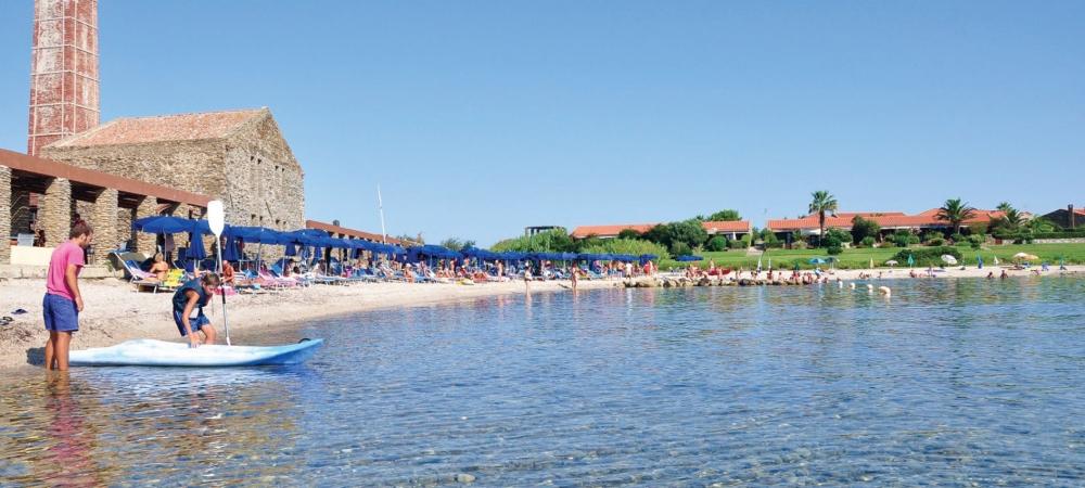 Villaggio le tonnare ota viaggi for Villaggio turistico sardegna