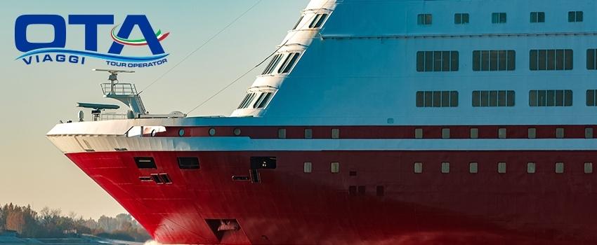 Viaggiare in nave: perché scegliere il traghetto invece dell'aereo