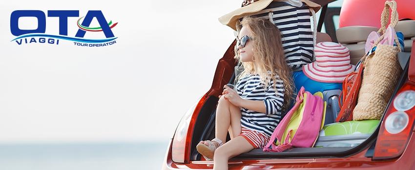 Viaggiare con i bambini: 10 consigli utili