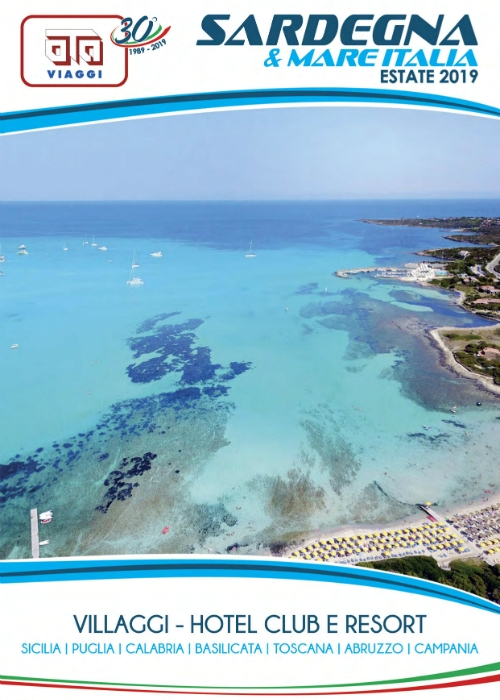 Sardegna e Mare Italia 2019