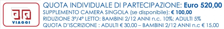 Tariffe L'Altra Toscana