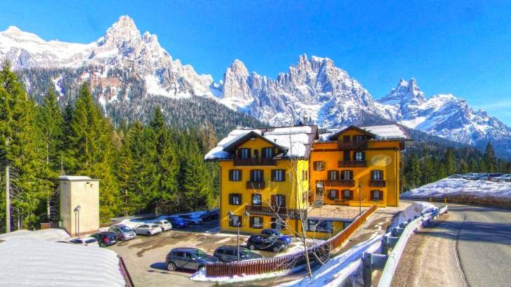 G.H. Hotel Fratazza