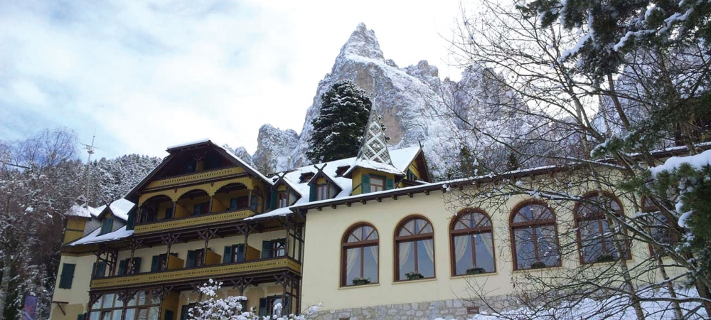 Hotel Salegg - Foto 1