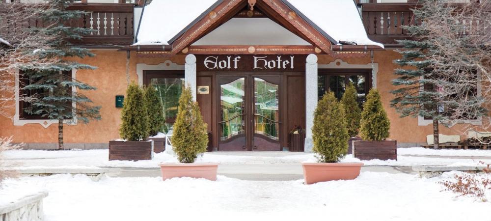 Golf Hotel - Foto 1