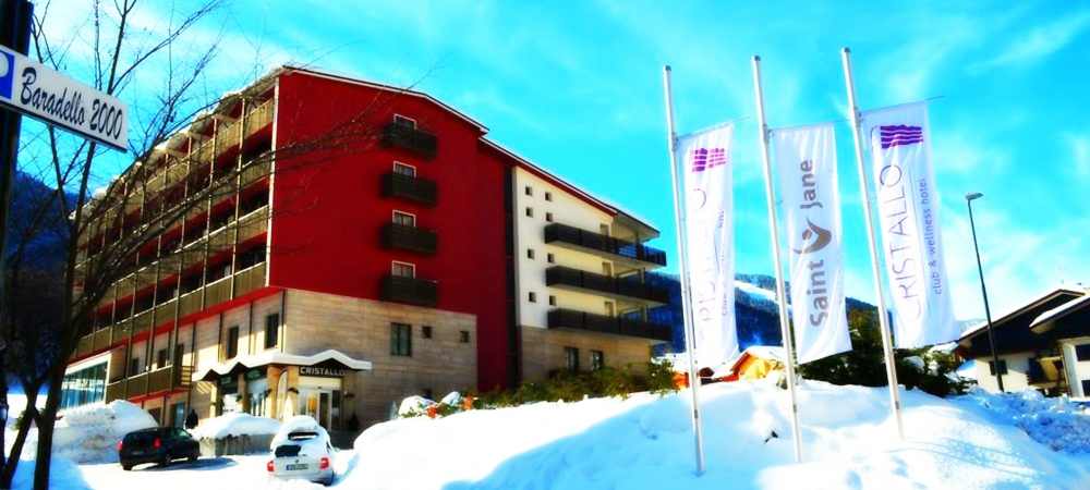 Hotel Cristallo Club & Wellness - Foto 1